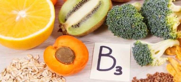 vitamina b3 em alimentos