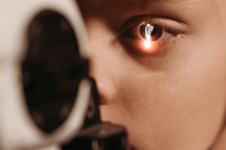 Olho-com-miopia