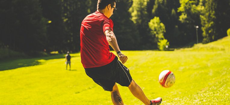 óculos para jogar futebol