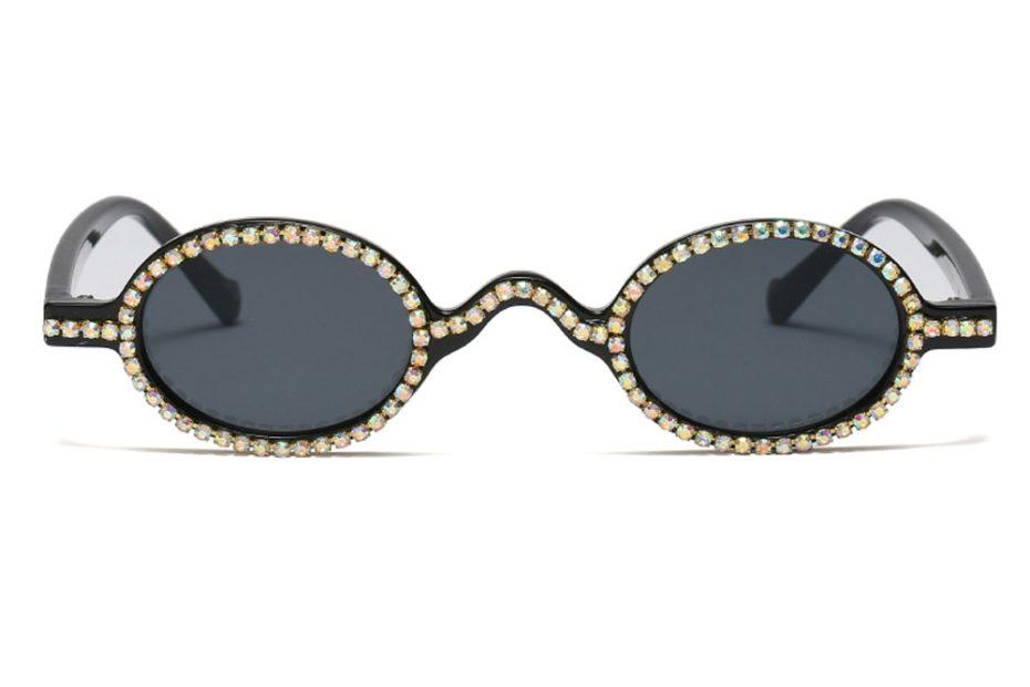 óculos com strass