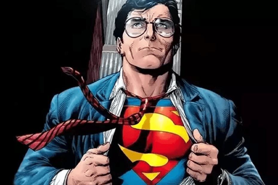 super heróis de óculos