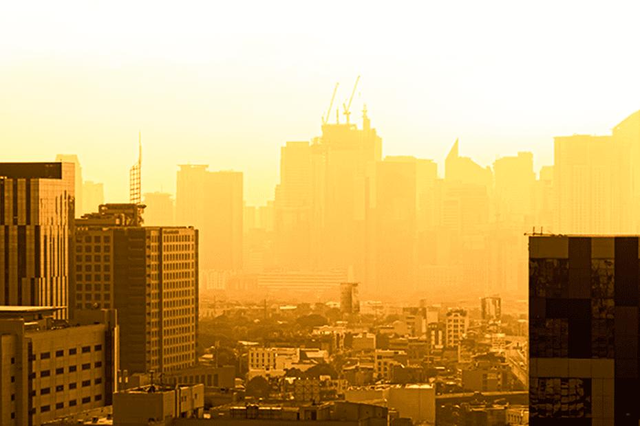Baixa umidade do ar