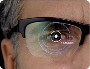 como comprar as lentes progressivas (multifocais) junto com a armação na Lenscope